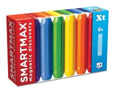 SmartMax Stäbe lang 6 Stück - Magnetspiel Zubehör
