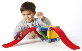 SmartMax Stunt Cars 46 Teilig - Magnetspiel