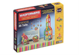 Magformers My First Set 30 teilig Magnetspiel
