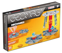 Geomag Mechanics 103-teilig