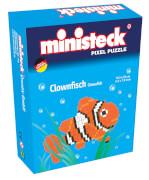 Ministeck Clownfisch 13,3 x 20 cm