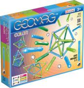 Geomag Color 35 - Magnet-Konstruktions-Set, 35-teilig, Kunststoff/Metall