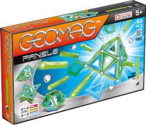 Geomag Panels 83 - Magnet-Konstruktions-Set 83-teilig, Kunststoff/Metall