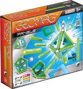 Geomag Panels 32 - Magnet-Konstruktions-Set, 32-teilig, Kunststoff/Metall