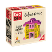 Bioblo Colour Combo Sweet Home 40 Teile