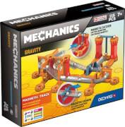 GEOMAG Mechanics Magnetic Track 115 Teile