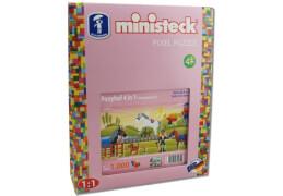 Ministeck Ponyhof 4in1 XL Box mit 1.000 Teilen