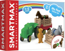 SmartMax My first Tractor Set 21 Teile