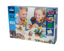 Plus-Plus - Learn to Build Basic 600 pcs