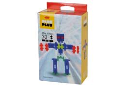 Plus-Plus - Neon Robot 70 pcs