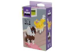Plus-Plus - Pastel Cat & Dog 70 pcs