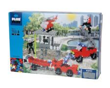 Plus-Plus - Basic Fire Station  760 pcs