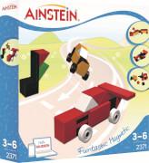 AINSTEIN Coole Fahrzeuge 36 Teile