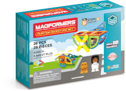 Magformers Aviation Adventure Set 28 Teile