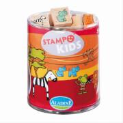 Aladine - Stampo Kids Safari