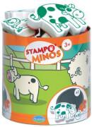 Aladine - Stampo Minos Bauernhof