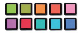 Aladine - Stampo Colors Energy