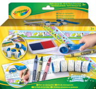 Crayola Roll & Stempel Set