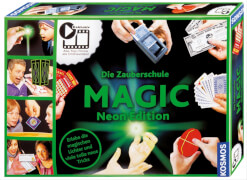 KOSMOS Zauberschule Magic  Neon Edition