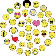 Aladine - Stampo Fun Smiley