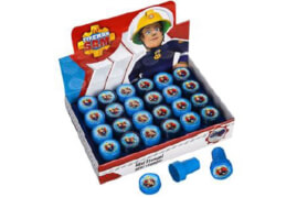 Feuerwehrmann Sam Mini Stempel