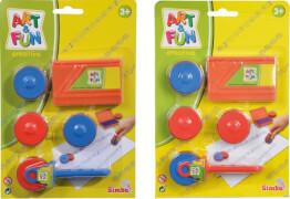 Simba Art & Fun Stempelroller, 2-sortiert.