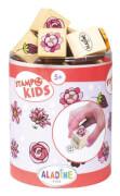 Aladine - Stampo Kids Blumen