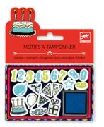 Ministempel: Birthday