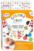 Aladine - Colors Stempel 2 in 1
