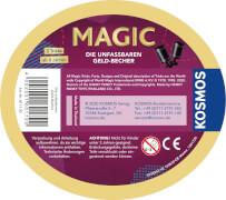Kosmos Magic Mini Zauberhut - Die unfassbaren Geld-Becher