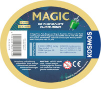 Kosmos Magic Mini Zauberhut - Die durchbohrte Zauber-Münze