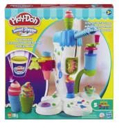 Hasbro Play-Doh Riesen-Softeismaschine
