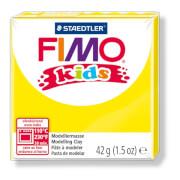 Fimo kids, 42g, gelb