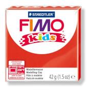 Fimo kids, 42g, rot