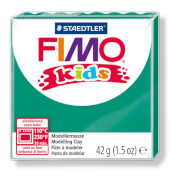 Fimo kids, 42g, grün