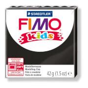 Fimo kids, 42g, schwarz