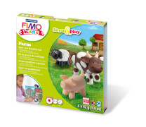 Fimo kids Form&Play Farm, 4 x 42 g, SB-Box