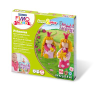 Fimo kids Form&Play Princess, 4 x 42 g, SB-Box