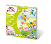 Fimo kids Form&Play Butterfly, 4 x 42 g, SB-Box