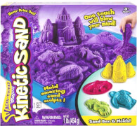 Spin Master Kinetic Sand Box Set 454 g inklusive Zubehör