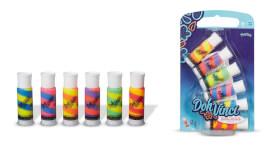 Hasbro DohVinci 6er Pack Kartuschen gemixt
