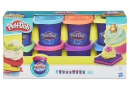 Hasbro A1206EU4 Play-Doh Plus, 8-teilig, ab 2 Jahren