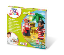 Fimo kids Form&Play: Piraten, 4x42g, SB-Box 1Set
