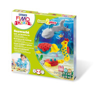 Fimo kids Form&Play: Meerestiere, 4x42g, SB-Box 1Set