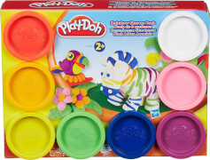 Hasbro Play-Doh Regenbogen 8er Pack