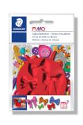 Fimo Silikon-Motivform Bows, 7cm, SB-Btl 1Stück