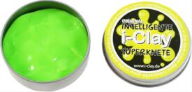 i-Clay Superknete Glow in the dark 57 Gramm