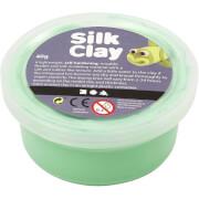 Gummischleim Silk Clay® hellgrün 40g Dose