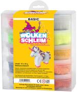 Wolkenschleim® Basic-Set 10 Dosen á 35 Gramm