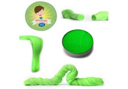Magische Knete Leuchtet im Dunkeln Green Krypton 85 Gramm